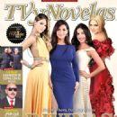 Eiza González - TV Y Novelas Magazine Cover [United States] (April 2013)