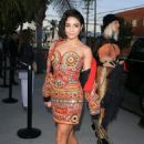 Vanessa Hudgens – Arrives at MOSCHINO SS 2018 Resort Collection in LA