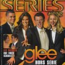 Mark Salling, Lea Michele, Cory Monteith, Dianna Agron - series mag Magazine Cover [France] (June 2011)