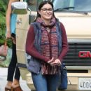 Ariel Winter – On set for the final season of 'Modern Family' in Los Angeles