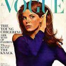 Samantha Eggar - Vogue Magazine [United States] (August 1965)