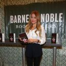 Lauren Conrad Signing Her Book The Fame Game at Barnes & Nobles in Boston