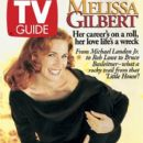 Melissa Gilbert - TV Guide Magazine Cover [United States] (15 October 1994)