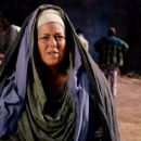 Greta Scacchi in the Role of Mother Mary,  A.D. The Bible Continues