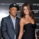 Angela Martini and Russell Simmons - 399 x 600