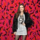 Victoria Justice–  Alice + Olivia By Stacey Bendet - Arrivals - February 2019 - New York Fashion Week: The Shows - 400 x 600