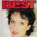 BEST Magazine Cover [France] (October 1982)