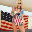 Ke$ha Kicks It at the Converse Lounge