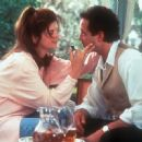 Kirstie Alley and Steve Guttenberg