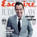 Jude Law - Esquire Magazine Cover [United Arab Emirates] (September 2016)
