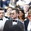 Sir Elton John attends the screening of