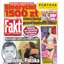 Izabella Krzan - Fakt Magazine Cover [Poland] (26 July 2019)