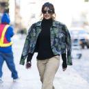 Priyanka Chopra out in Tribeca - 454 x 681