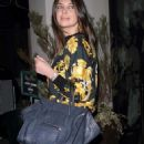 Brittny Gastineau at Catch LA in West Hollywood