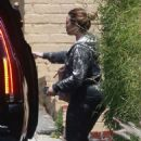 Demi Lovato – Leaving the gym in West Hollywood