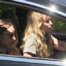 Miley Cyrus and Kaitlynn Carter – Out in Los Angeles