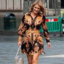 Charlotte Hawkins – Look stilysh while leaving Classic FM in London - 454 x 684