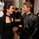 Jennifer Connelly and Dustin Lance Black