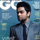 Virat Kohli GQ India June 2011 - 454 x 588