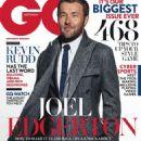 Joel Edgerton - GQ Magazine Cover [Australia] (September 2015)