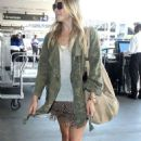 LeAnn Rimes At Lax Airport In La