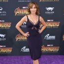 Jennifer Grey – 'Avengers: Infinity War' Premiere in Los Angeles - 454 x 616