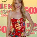 Haley Bennett - The 2006 Teen Choice Awards 2006-08-20