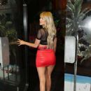 Hayley Hughes – Attending VO5 x Love Island Party in London - 454 x 687