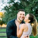 Tim Tebow and Demi-Leigh Nel-Peters - 454 x 681