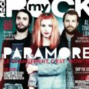 Hayley Williams, Jeremy Davis & Taylor York