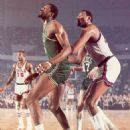 Wilt and Bill Russell - 454 x 554