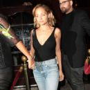 Nicole Richie Leaving the Peppermint club in West Hollywood - 454 x 786