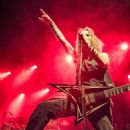 Children of Bodom live at Festival Hall, Melbourne, 19/10/15 - 454 x 681