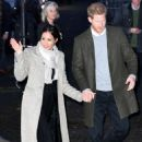 Meghan Markle and Prince Harry – Outside Reprezent radio station in Brixton