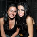 Jenna Dewan and Emmanuelle Chriqui at Dear John premiere afterparty in Los Angeles February 1, 2010