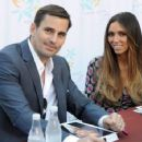 Giuliana Rancic's Book Signing Event with Bill