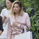 Ashley Benson – Seen at Le Coucou French Restaurant in New York City - 454 x 679