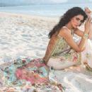 Nargis Fakhri Models For Pakistani Designer Shehla Chatoor - 454 x 303