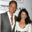 Fran Drescher and Peter Marc Jacobson - 370 x 555
