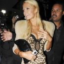 Paris Hilton - At Boa In Beverly Hills, 2010-04-28