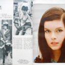 Geneviève Bujold - Jours de France Magazine Pictorial [France] (11 June 1966) - 454 x 317