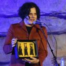 Jack White Hosts Tennessee Tourism & Third Man Records 333 Feet Underground at Cumberland Caverns on September 29, 2017 in McMinnville, Tennessee - 454 x 585