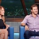 Brandon Prust and Marie-Pier Morin