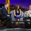 The Late Late Show with James Corden - Alison Brie