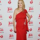 Jeri Ryan – The American Red Heart Association's Go Red For Women Red Dress Collection in NY - 454 x 672