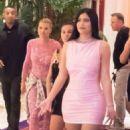 Kylie Jenner – Out with BFF Anastasia Karanikolaou in Las Vegas