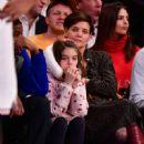 Katie Holmes – Oklahoma City Thunder vs New York Knicks game in NY