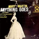 """Mary Martin Sings """"Anything Goes"""" 1952 Columbia Records"""