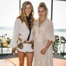 Teresa Palmer is pictured during The Art of Wellness event during the David Jones AW19 Season Launch at The Museum of Old and New Art (MONA) on February 06, 2019 in Hobart, Australia - 400 x 600