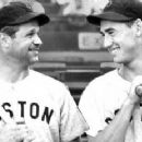 Jimmie Foxx & Ted Williams
